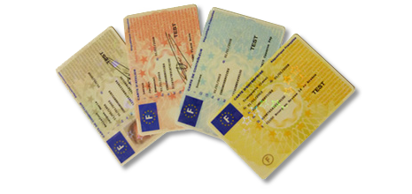 Digital Tachograph Cards